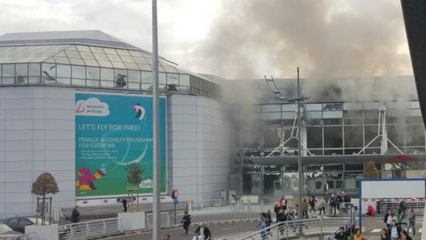 Brussels Airport Rocked by 2 Deadly Explosions