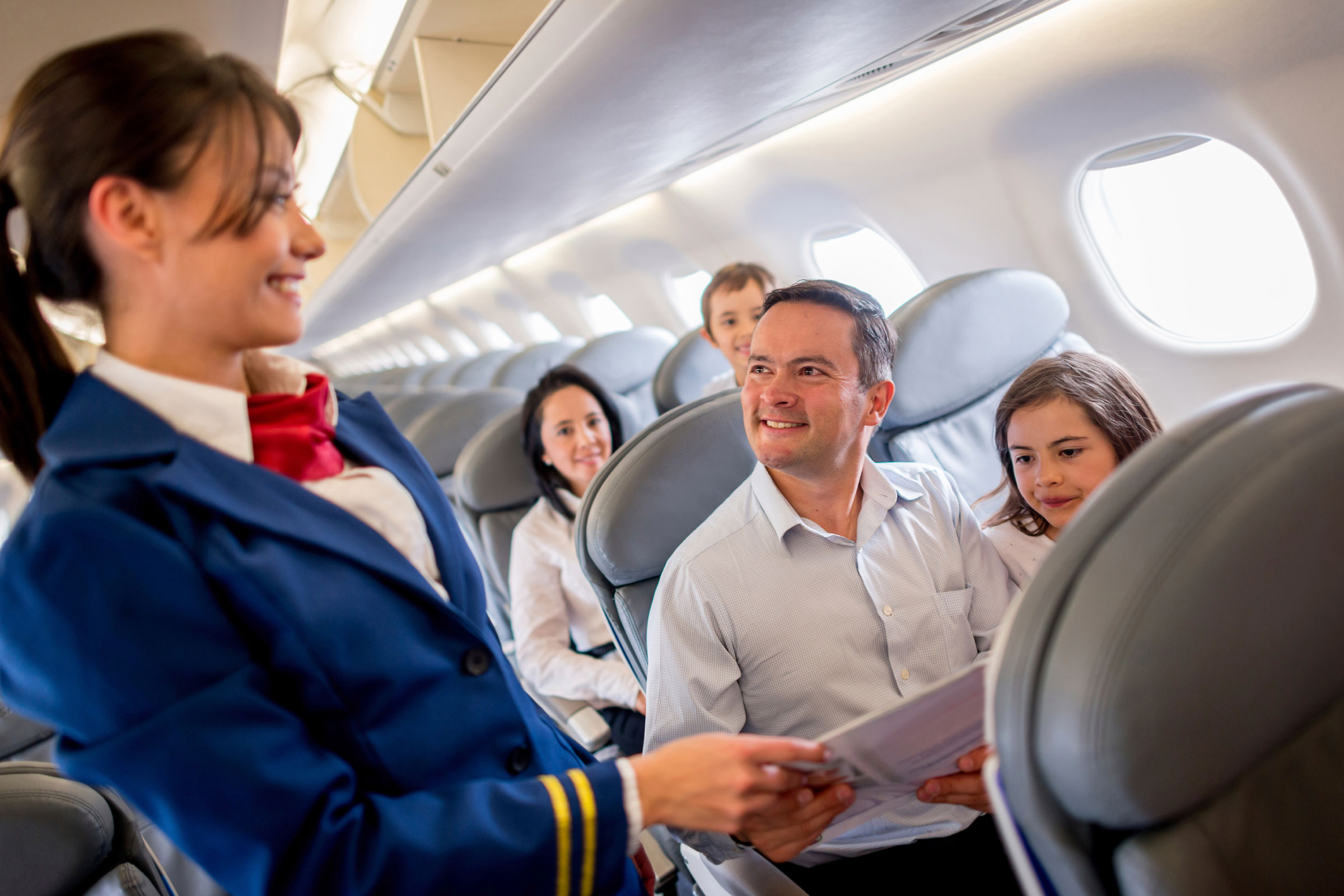 Best Things About Being a Flight Attendant