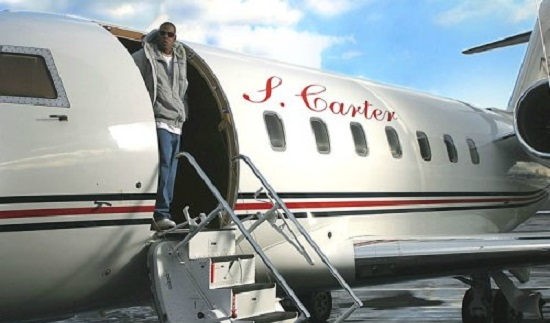 Top 10 Luxury Private Jets Owned by Celebrities