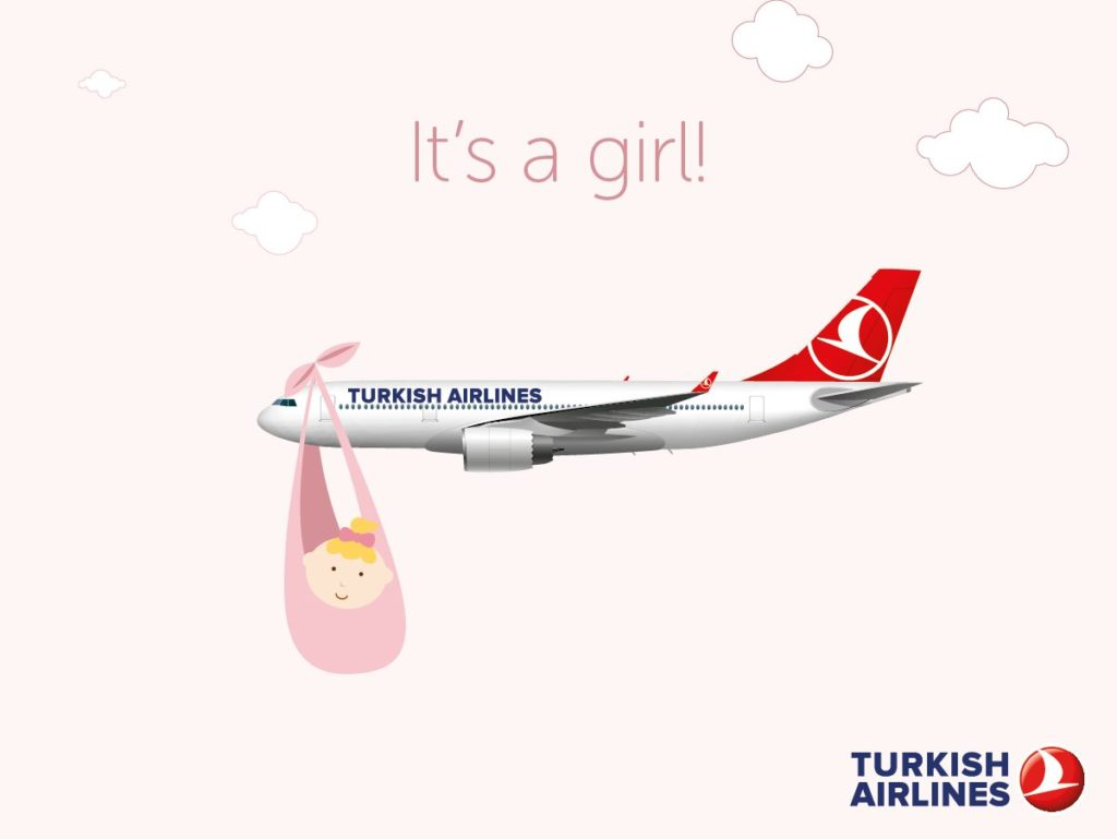 Turkish Airlines crew