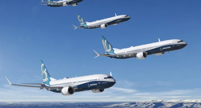 Boeing Brings Battle to Airbus with New Small Airliner