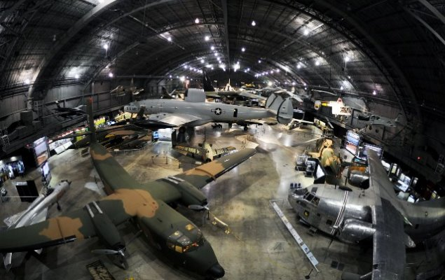 National Air Force Museum >> Top 10 Aviation Museums Around The World