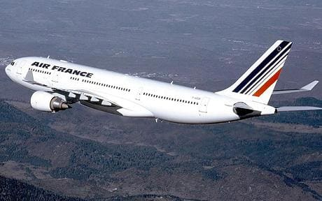 Thousands Of Passengers Are Impacted By Air France Strike
