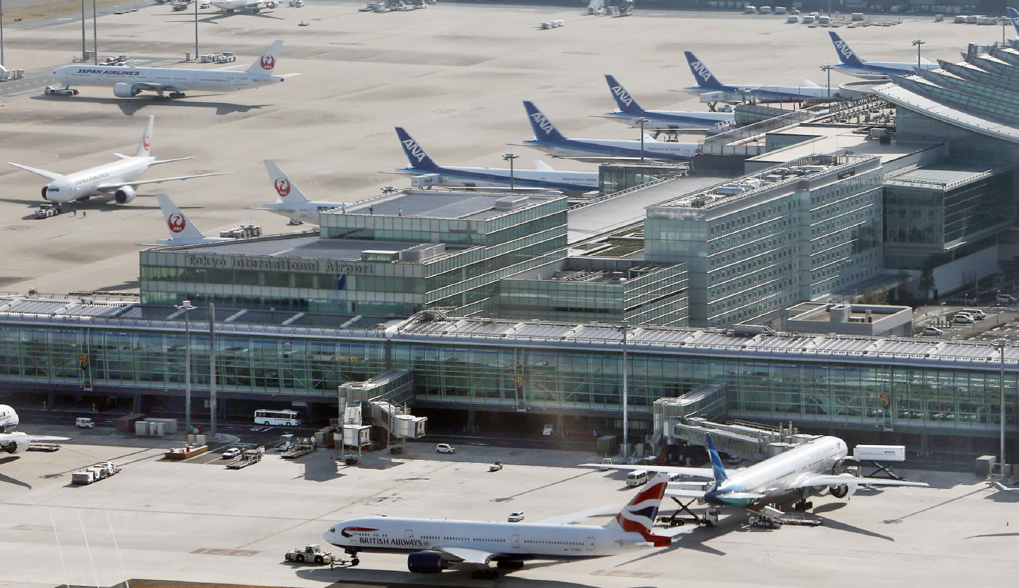 Top 5 Biggest Airports In The World In 2018