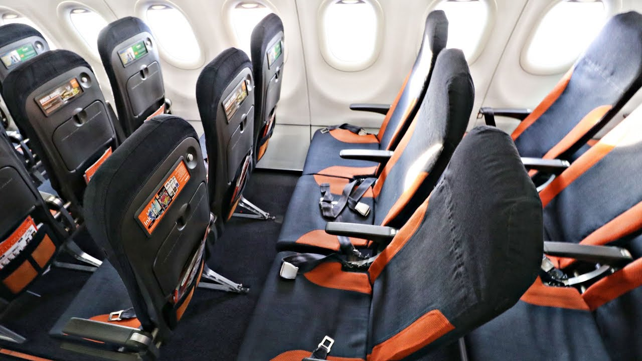 Cheapest seats on an airplane