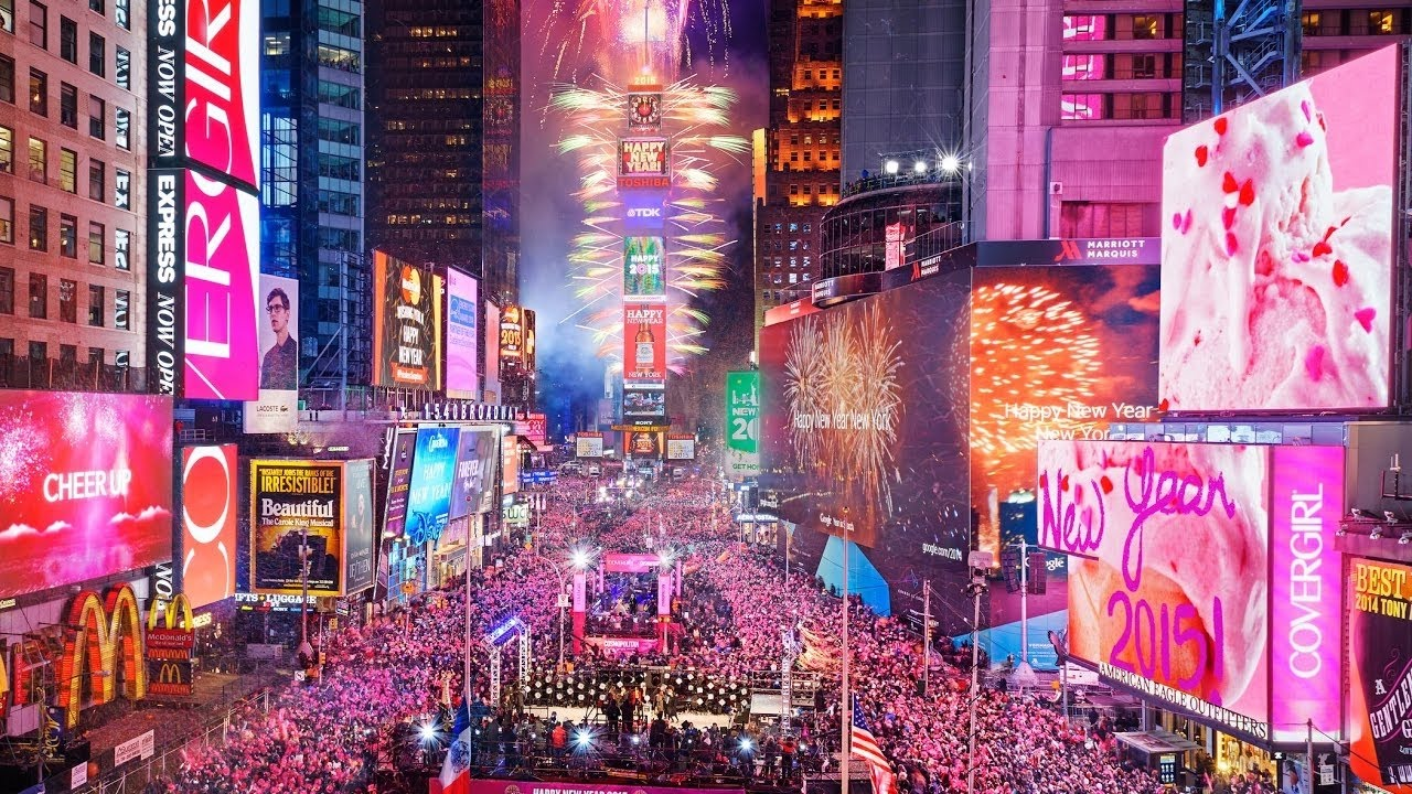 New Year's in New York