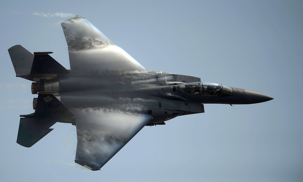 F-15 Eagle Fighter Jet