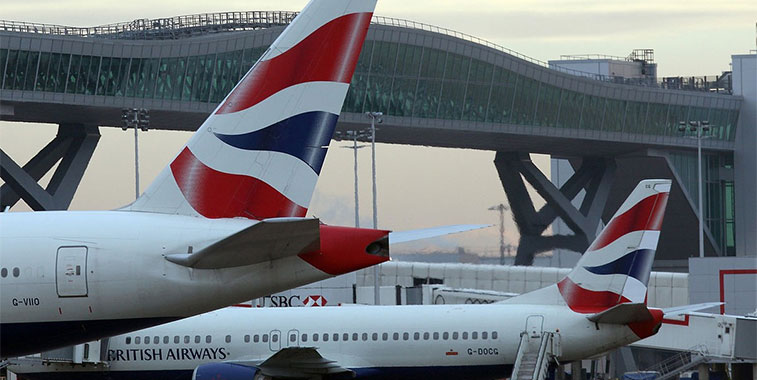 British Airways Gatwick
