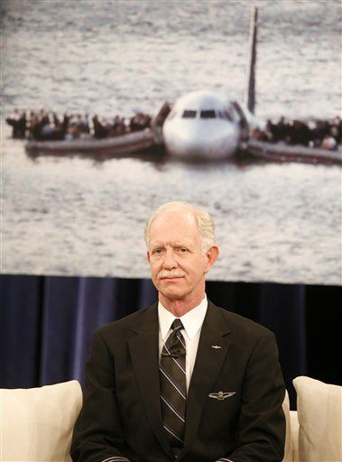 Chesley Sully Sullenberger The Pilot Who Landed An Aircraft On The Hudson River