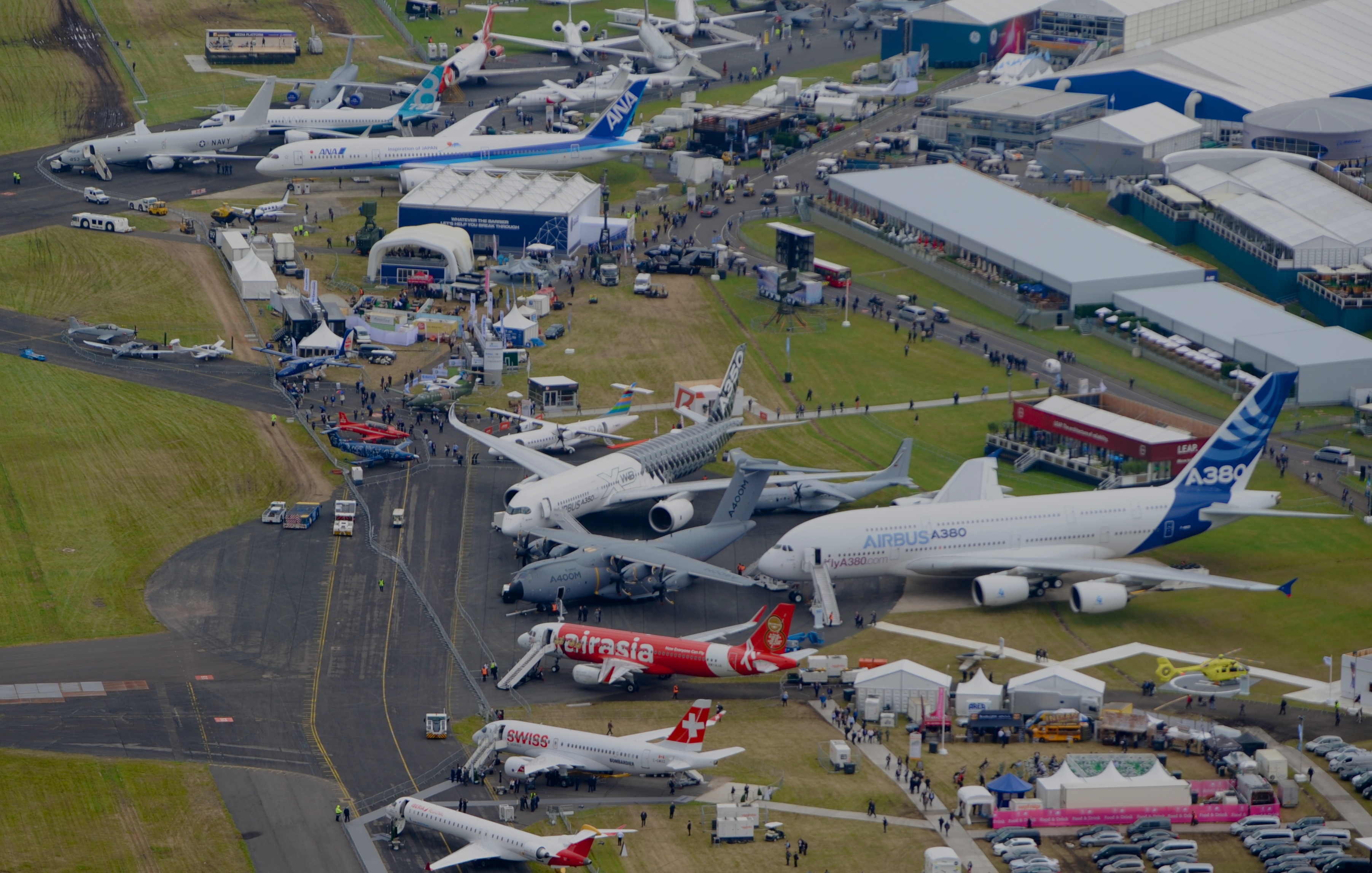What Aviation Shows And Events You Must Attend In 2019?