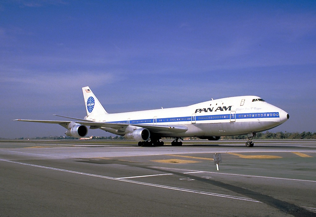 Pan Am was the launch customer of the Boeing 747