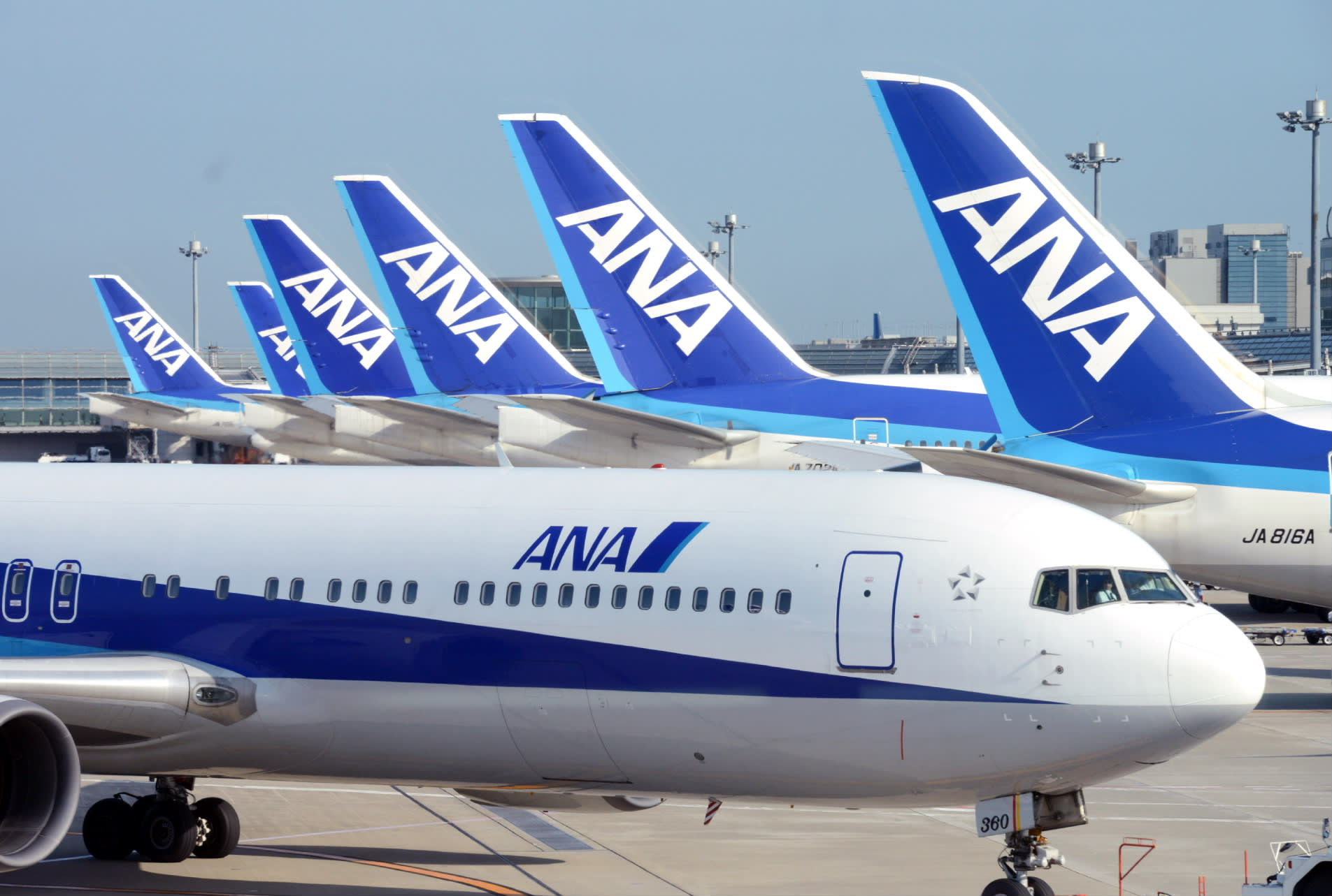 All Nippon Airways Fleet