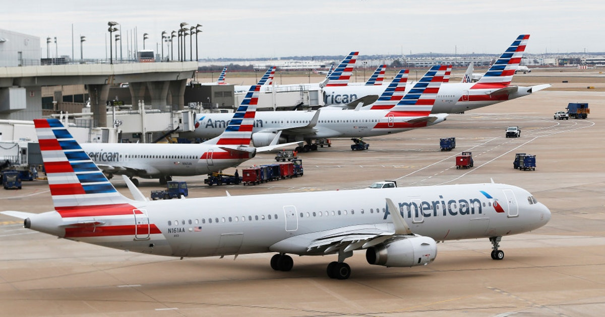 American Airlines Canceled Flights because of pilot shortages in 2017
