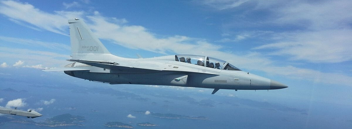 KAI starts T-50TH deliveries to Thailand