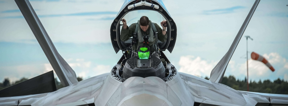 Opinion: No protection for F-22 pilot who raised safety concerns