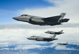 F-35s back in skies after two days of worldwide grounding