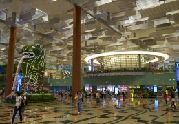 Singapore airport to extend passenger facial recognition