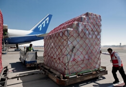 Boeing forecasts air cargo traffic to double in 20 years