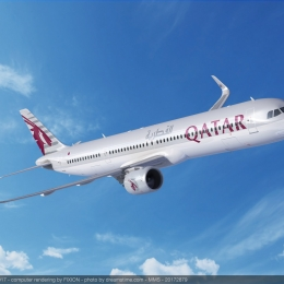 Qatar Airways order from Airbus will include A321LR