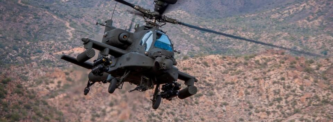 Boeing, US Army sign for 268 AH-64E Apache helicopters