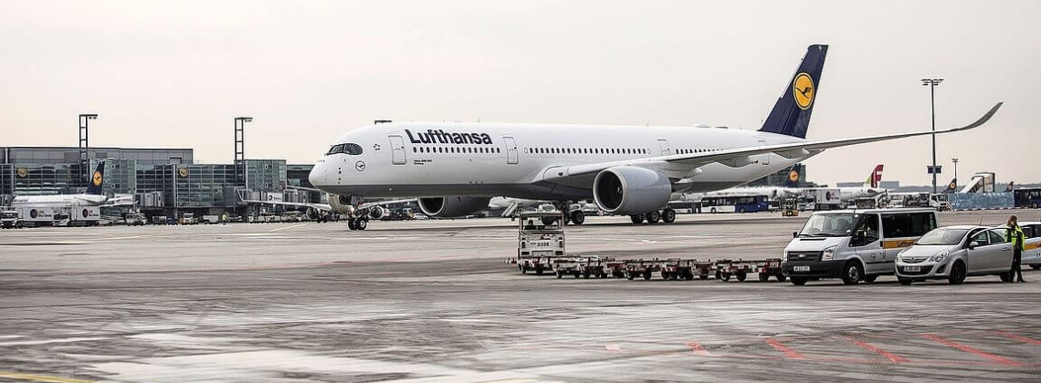 Lufthansa group, profit up by 4.6% in 2016