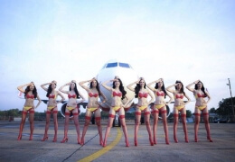 Bikini airlines: new destinations, old habits?