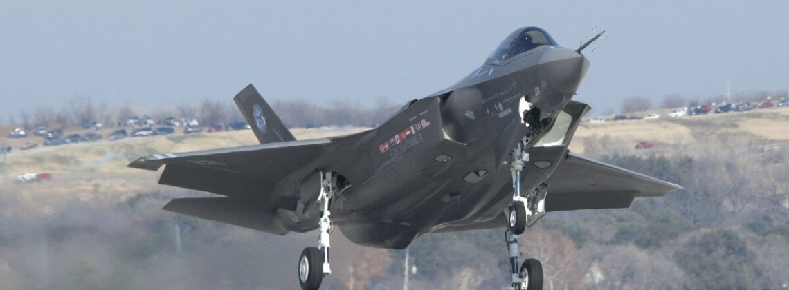 USAF sends F-35As to Europe for training