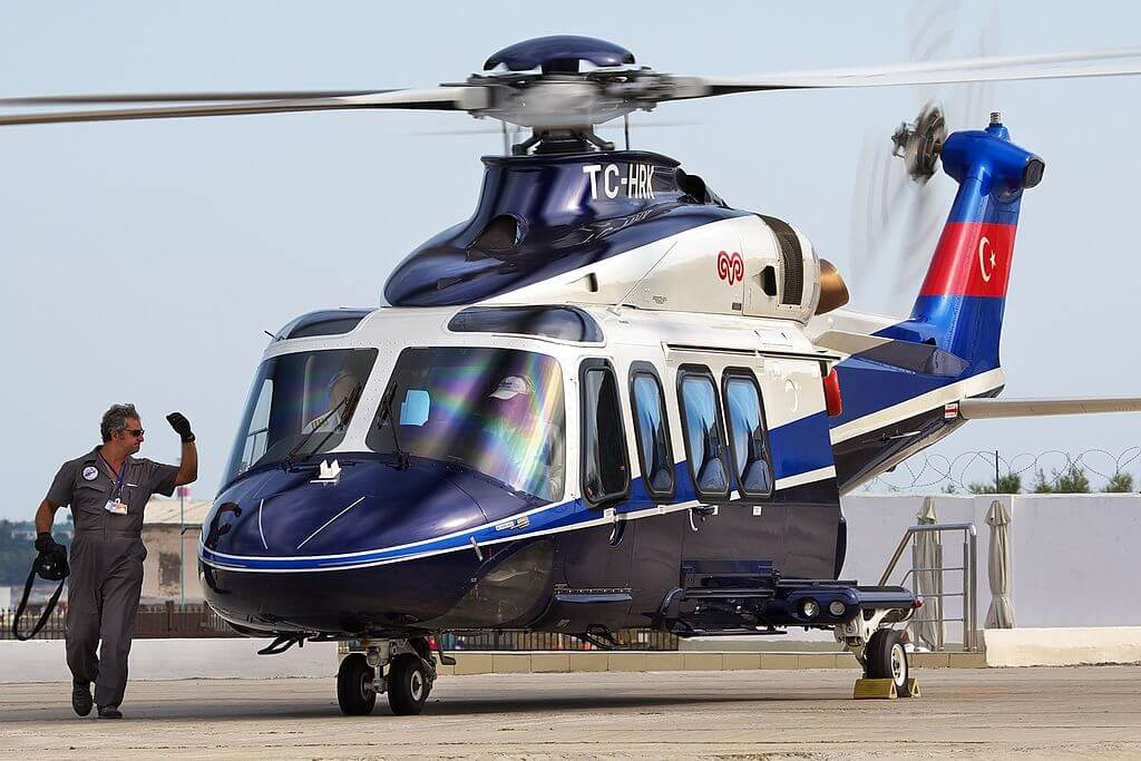 Pakistan To Order More Of Leonardo U2019s AW139 Aircraft