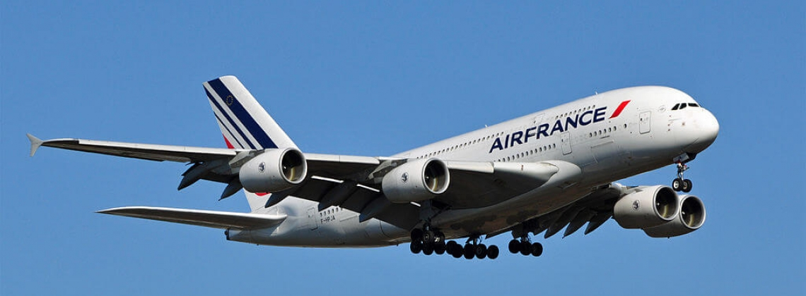 Air France replaces two A380 orders with smaller A350s