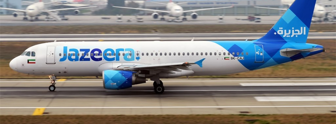 Jazeera Airways receives first A320neo in the Middle East