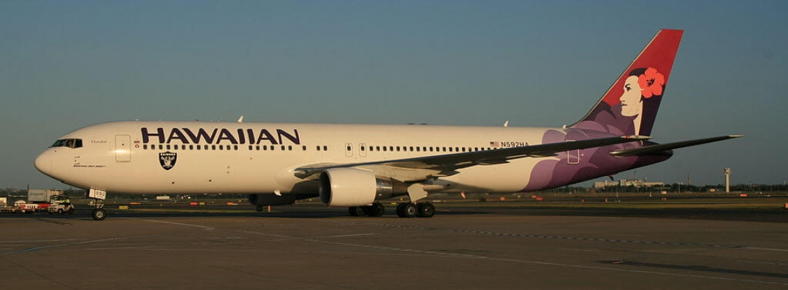 Hawaiian Airlines seeks to explore new markets for expansion