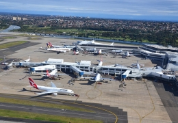 Australian airports to undergo massive security upgrade