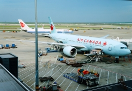 Air Canada and Air China agree on joint venture