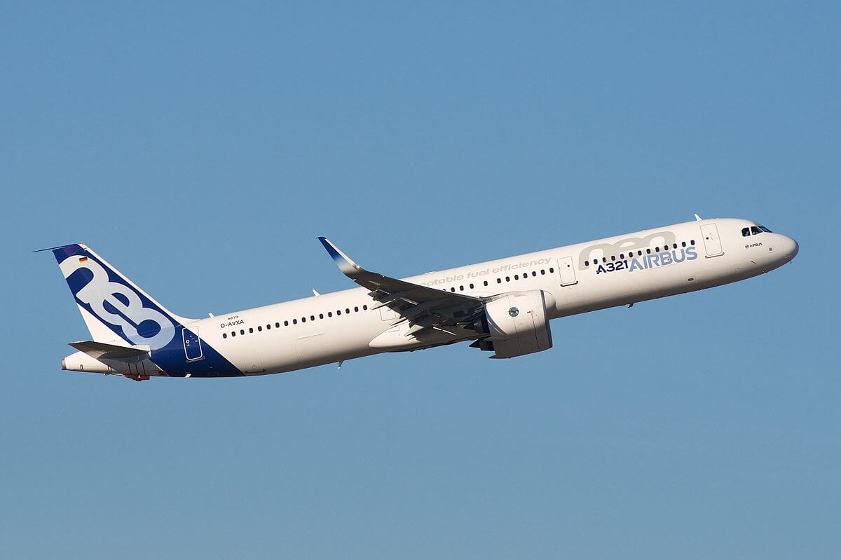 al announces lease placement of airbus a321neo lr with aer