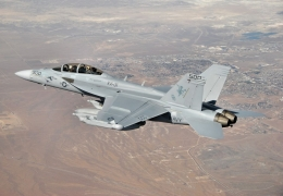 Boeing to present the EA-18G Growler in Finland