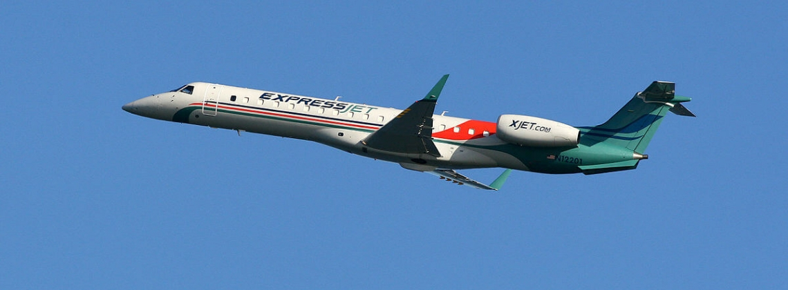 ExpressJet announces contract realignment and long-term plan