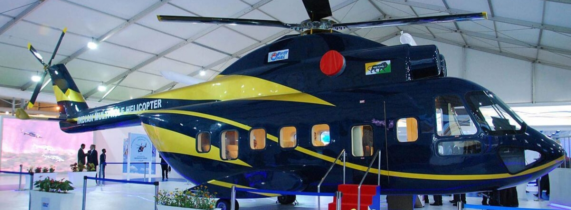 India looks for foreign engines to power multi-role helicopter