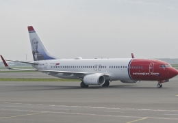 Norwegian signs engine services contract with Lufthansa Technik