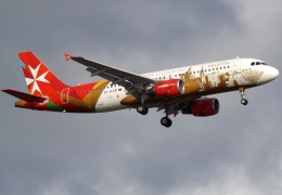 The end of flight disruptions for Air Malta?