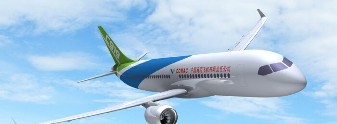 COMAC signs framework purchase agreement of 30 C919 aircraft