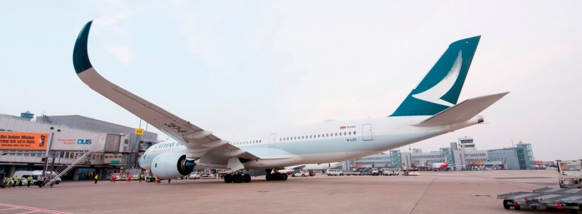 Cathay Pacific group, pax dropped by 2.4% in February 2017