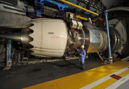 Boeing executive to supervise Rolls Royce engines fix