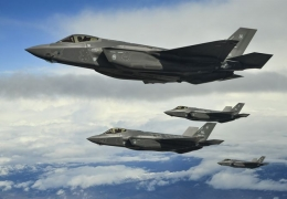 Congress demands F-35 defects to be fixed before full production