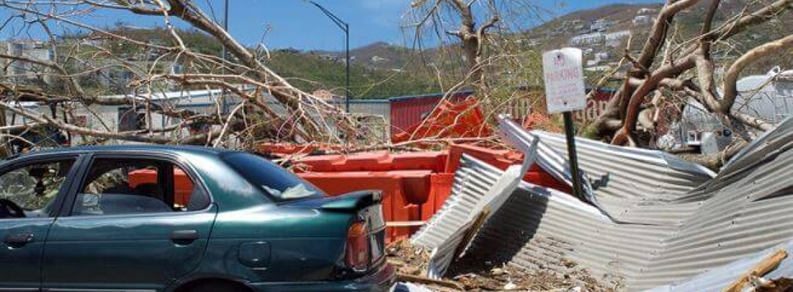 Irma continues to dictate rules over Caribbean skies