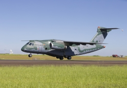 Embraer KC-390 multi-mission airlift makes maiden flight