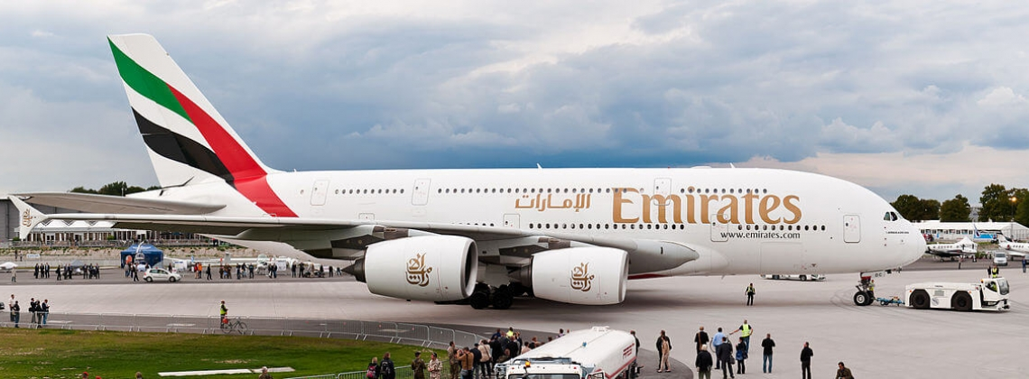 Emirates boss urges airlines to brace for digital transformation