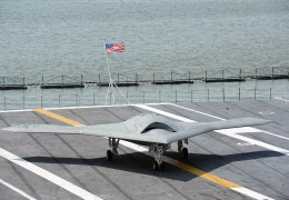 Opinion: the navy's Incredible shrinking drone