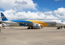 Embraer sees demand for 10,550 new 150-seat jets in next 20 years