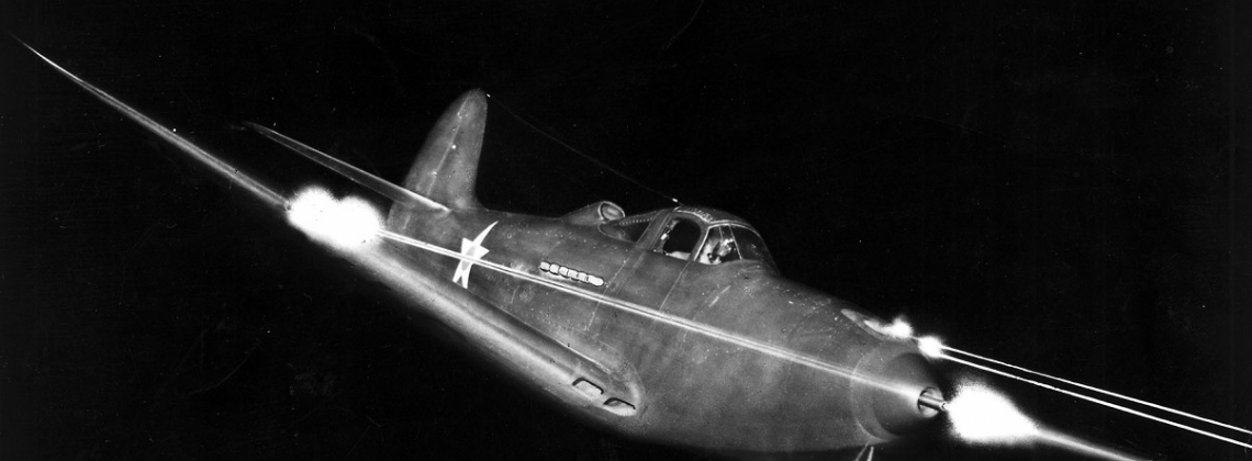 History Hour: Bell P-39 Airacobra, the futuristic US fighter jet