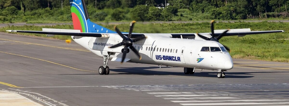 Bombardier reacts to Q400 crash in Nepal